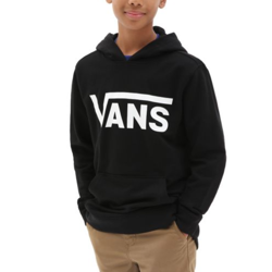 Bluza Vans Junior Hoodie Black/White