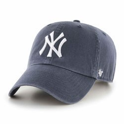 Czapka 47 Brand Clean Up NY Yankees Graphite
