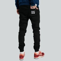Joggery Diamante V3 Jeans Black